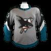San Jose Sharks Men's Adidas RR Authentic Jersey  Erik Karlsson