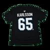 San Jose Sharks Youth Fanatics Erik Karlsson Name and Number T-shirt