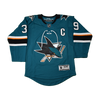 San Jose Sharks Youth Outerstuff Home Jersey - Logan Couture