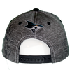 Signed SJ Sharkie Appearance Exclusive Hat - Black/Heather Gray