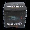 Sharks Replica Shark Head Figure Signed by SJ Sharkie