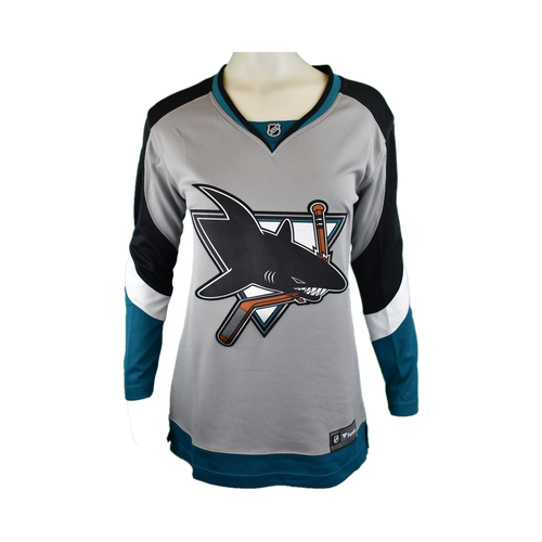 San Jose Sharks Women's Fanatics P31 Replica Jersey