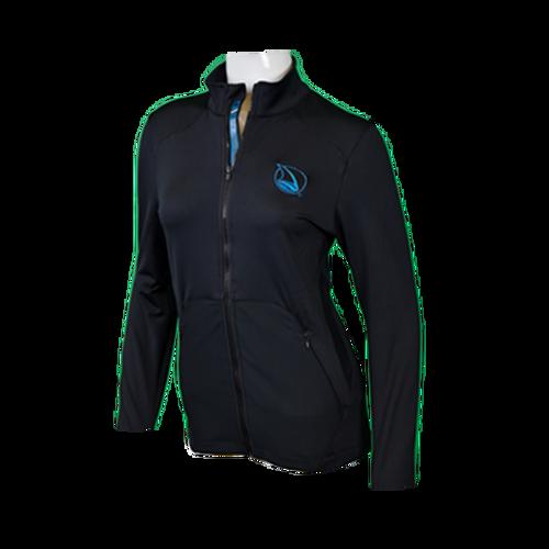 San Jose Sharks Women's Levelwear Beam Dawn Full Zip Jacket