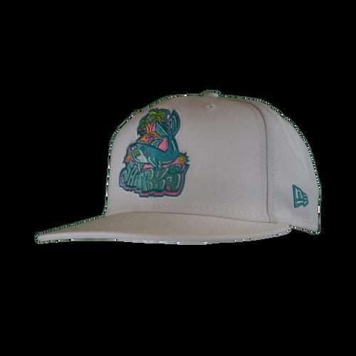 San Jose Sharks Men's  New Era Graffiti Shark 9Fifty Snapback Hat