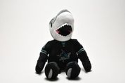 """San Jose Sharks Forever Collectibles 14"""" Plush Mascot"""