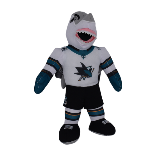 """San Jose Sharks Forever Collectibles 10"""" Plush Mascot"""