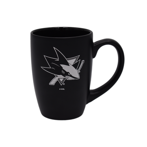 San Jose Sharks Great Stealth Bistro Mug
