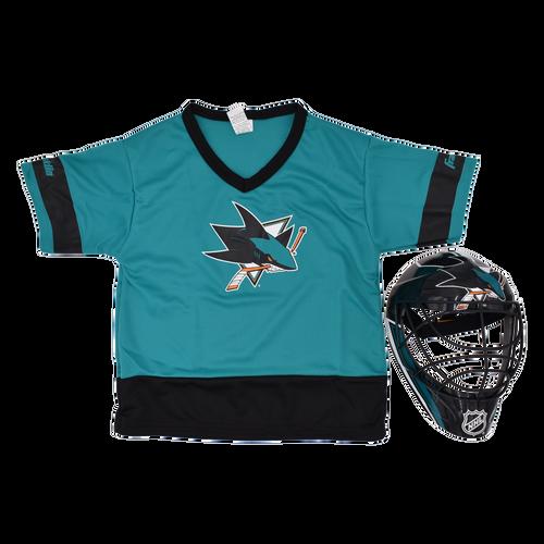 San Jose Sharks Franklin Sports Kids Team Set
