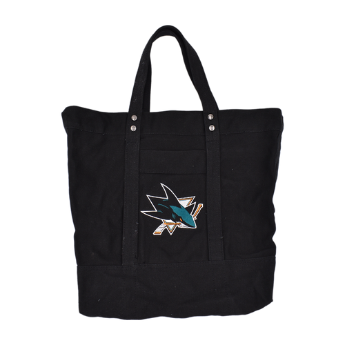 San Jose Sharks Forever Collectibles High End Canvas Tote