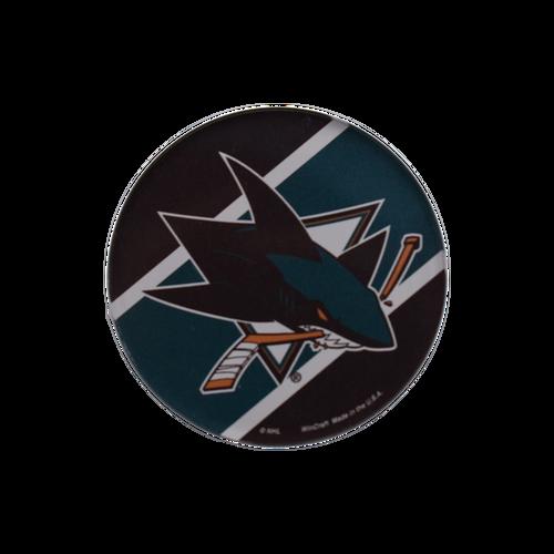San Jose Sharks Wincraft Premium Acrylic Magnet
