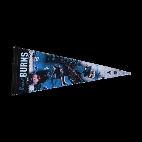 San Jose Sharks Wincraft Penannt Brent Burns