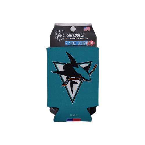 San Jose Sharks Wincraft Primary Logo Can Koozie