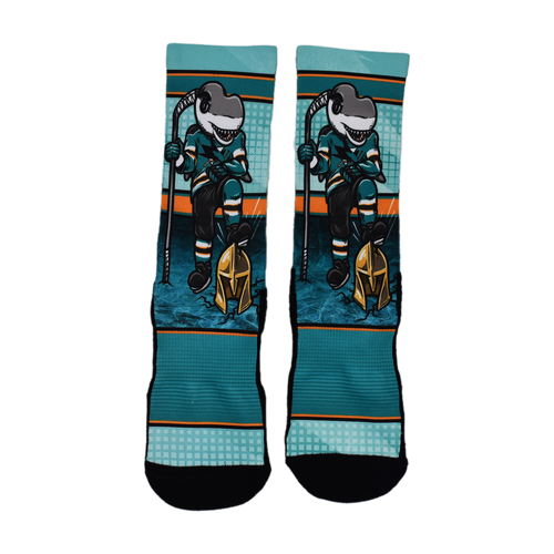 San Jose Sharks vs Vegas Socks