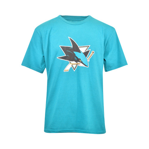 San Jose Sharks Youth Primary Logo T-Shirt