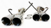 ETS 2015+ Subaru WRX/STI Axle Back Exhaust System - No Muffler (SS)