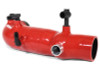 Perrin Turbo Inlet Hose - 2004+ STI (Red)