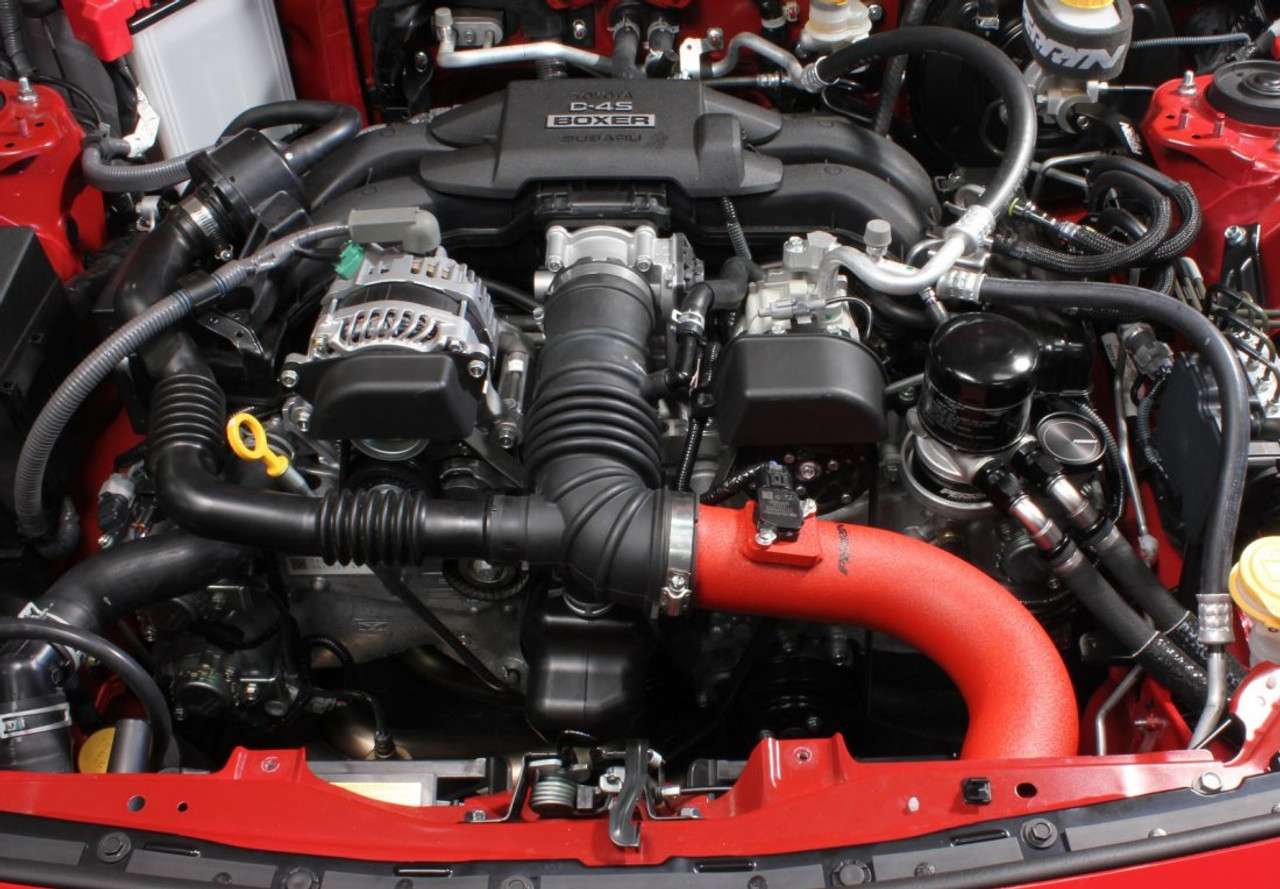 PSPINT330RD  -Perrin FR-S / BRZ Intake System