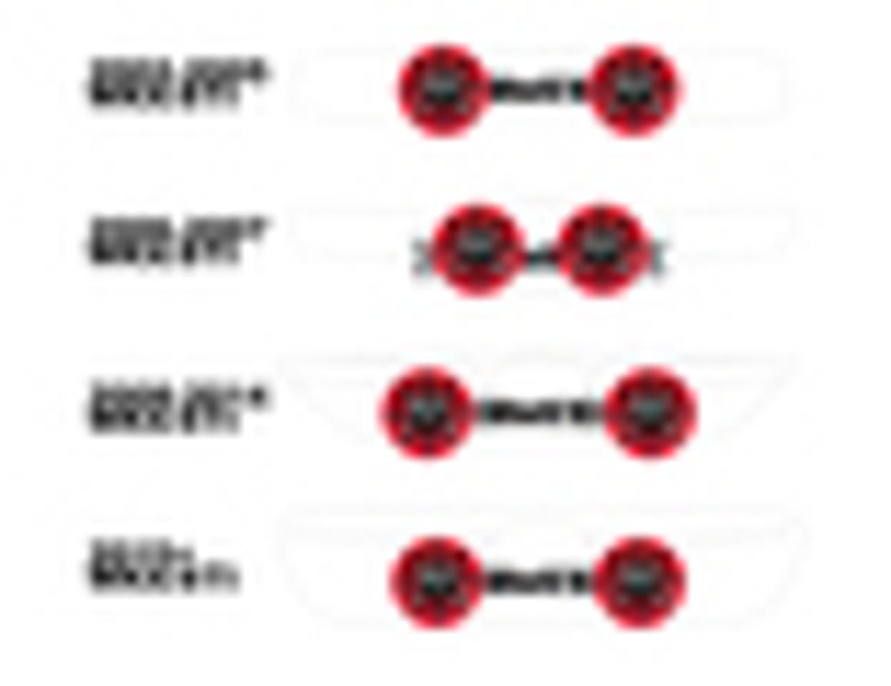 GRIMMSPEED HELLA HORN BRACKET - 040004