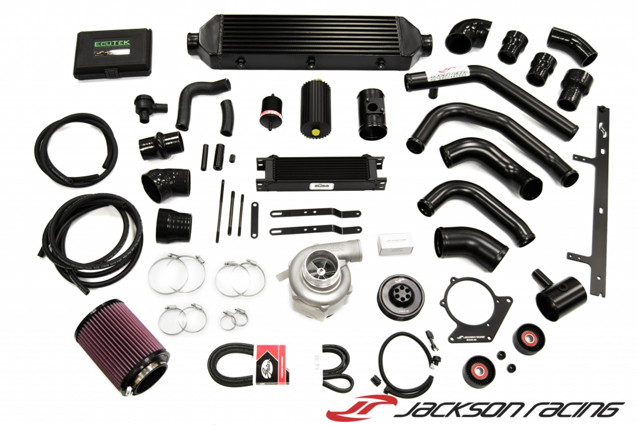 Jackson Racing C38 Kit (Factory Tuned)