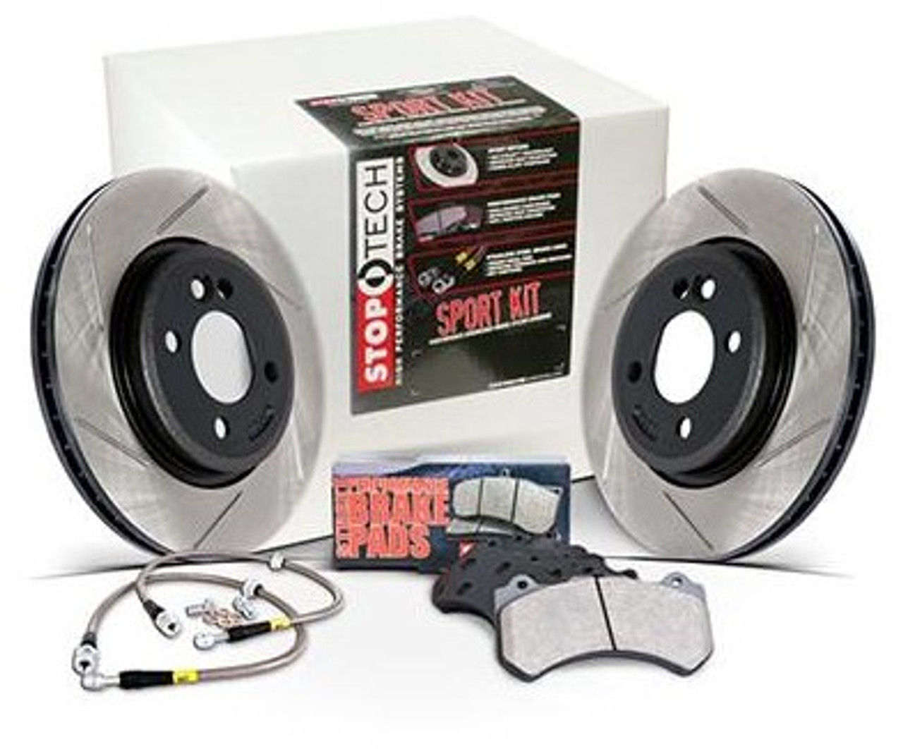 Stoptech Upgrade Brake Kit