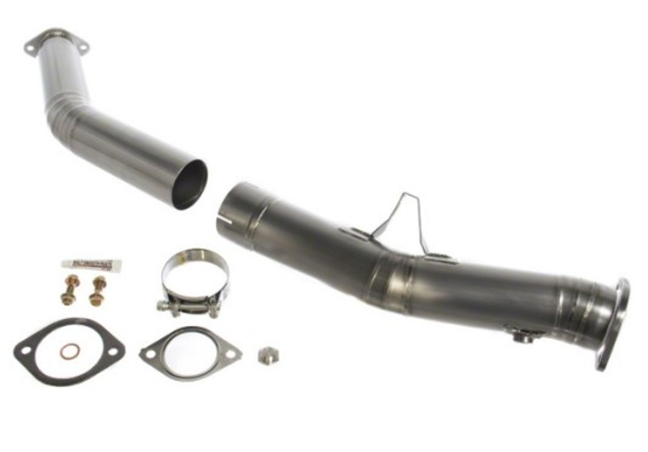 Tomei 80mmmm Titanium Front Pipe (Catless)