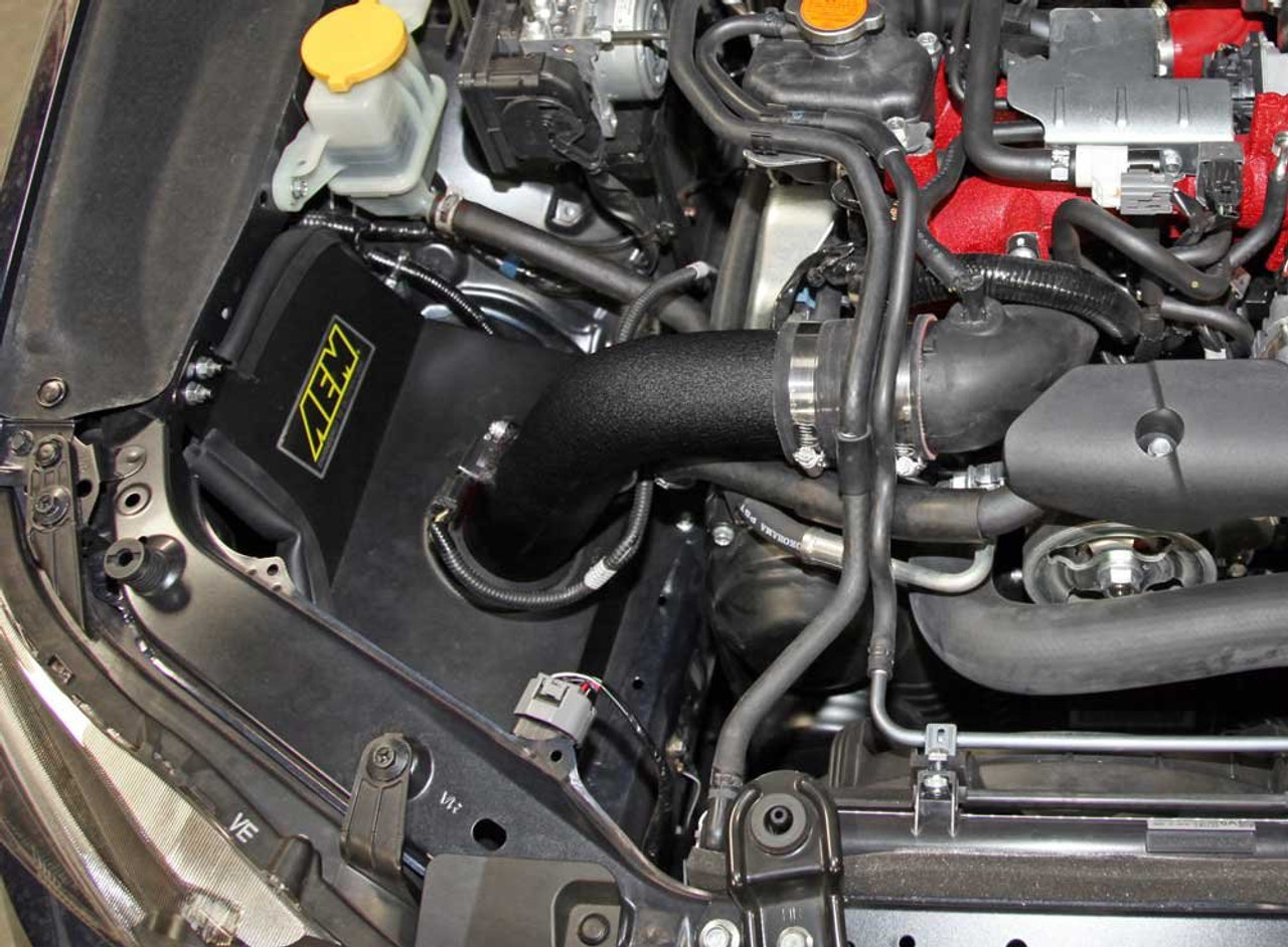 AEM Cold Air Intake System - 2015+ STI (Black)