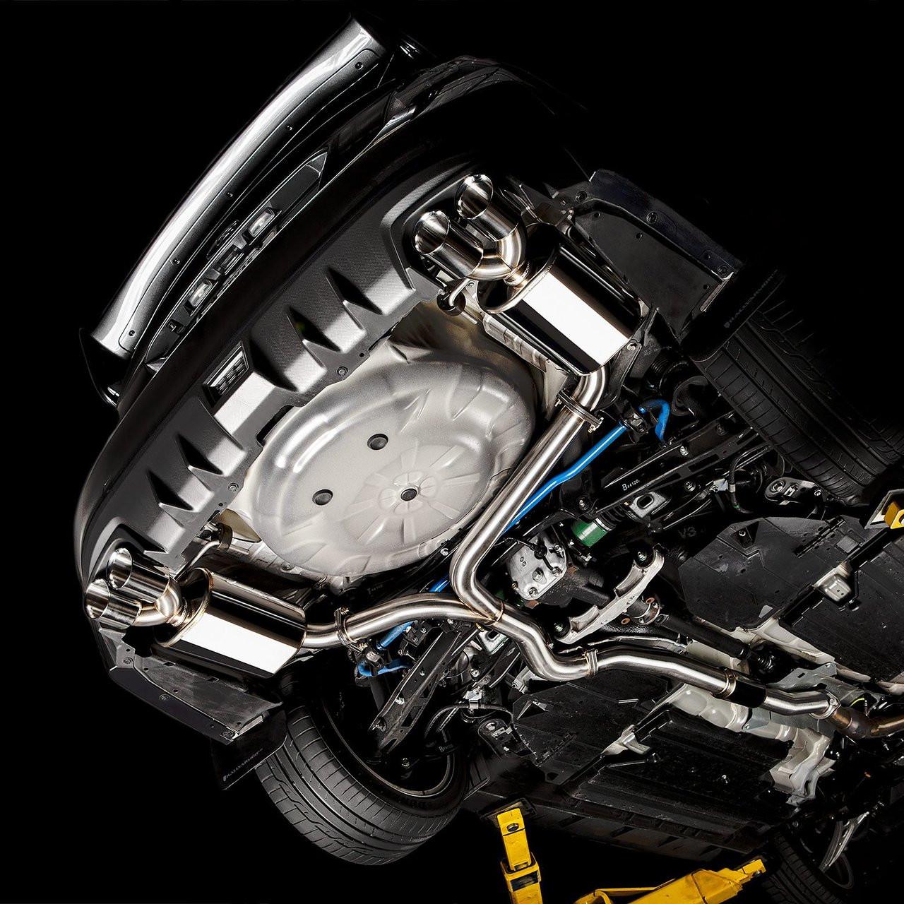 "COBB Stainless Steel 3"" Catback Exhaust System - 2015+ WRX/STI"