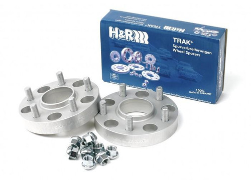 H&R TRAK+ 25mm Spacers - BRZ/FR-S