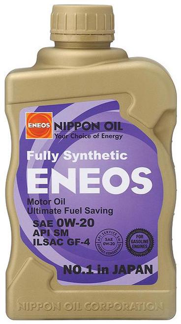 EN-0W20-QRT  -ENEOS Motor Oil - 0W20