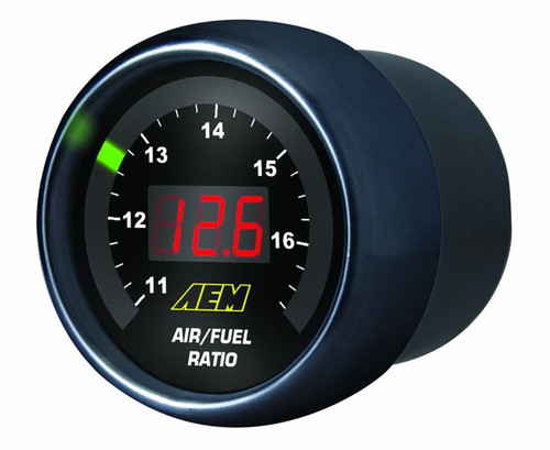 30-4100  -AEM UEGO - Digital Wideband Gauge