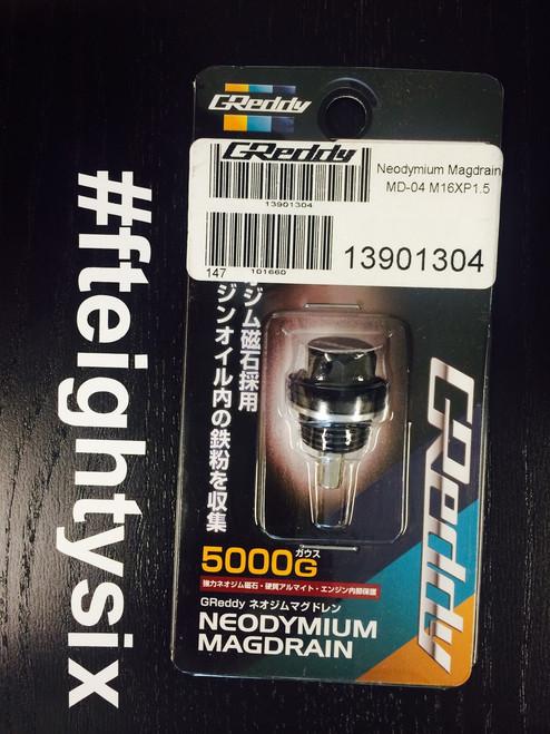 Greddy Magnetic Drain Plug - Scion FR-S / Subaru BRZ