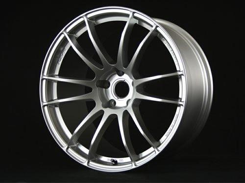 Gram Lights wheel 57Xtreme 18x9.5 +40 (all four) Sunlight silver