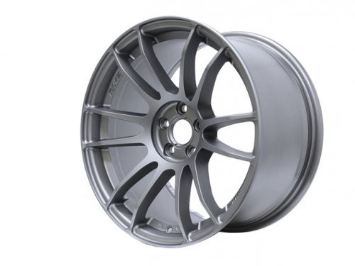 Gram Lights wheel 57Xtreme 18x9.5 +40 (all four) Sunlight silver