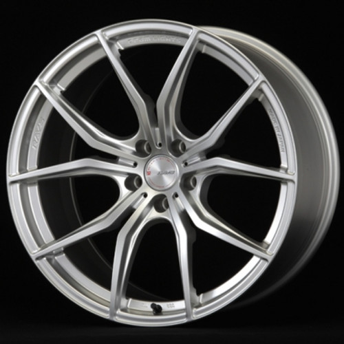Gram Lights wheel 57FXX 18x9.5 +38 (all four) (sunlight silver)