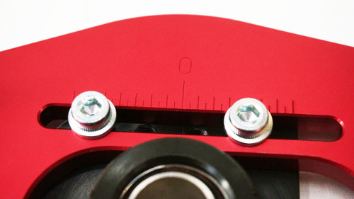 RS-R CAMBER ADJUSTABLE PILLOW-BALL UPPER MOUNT (FRONT)