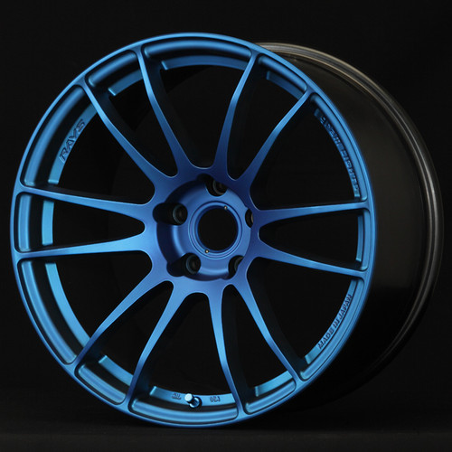 Gram Lights wheel 57Xtreme 19x9.5 +43 (all four) Semi-Gloss Black