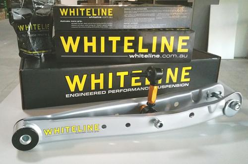 Lower Control Arms (pair) Whiteline KTA216