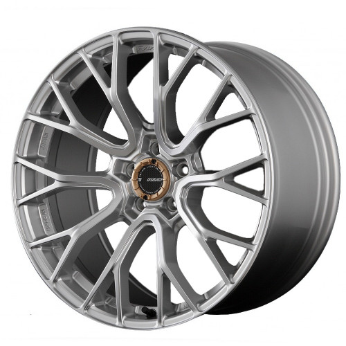 57 Valkyrie 18x9.5 +40 (all four) SUNLIGHT SILVER
