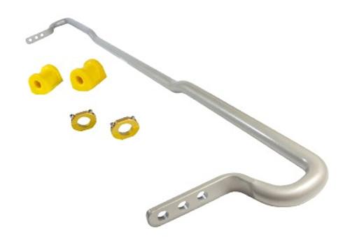 WHITELINE Rear Sway bar - 18mm X heavy duty blade adjustable