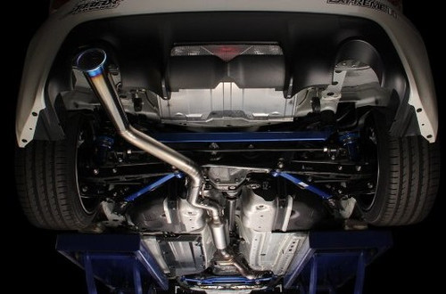 Tomei Expreme Ti Titanium Catback Exhaust Type 60R