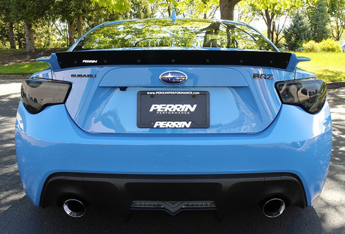 PERRIN GURNEY FLAP FOR BRZ WITH LIMITED SPOILER