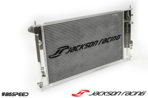 Jackson Racing Dual Radiator/Oil Cooler FRS/BRZ
