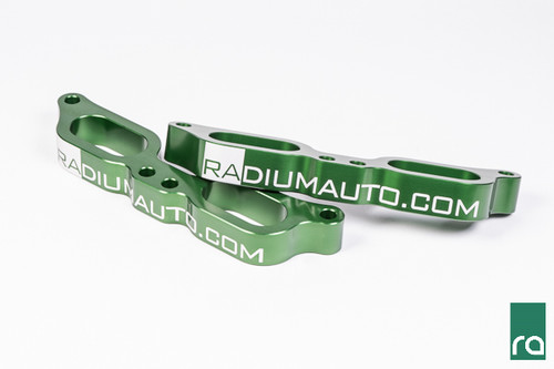 Radium Engineering TGV Delete kit - 2015+ WRX (Green)