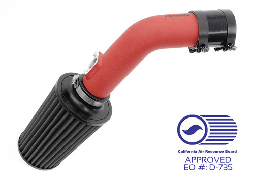 Perrin Cold Air Intake System- 2015+ STI (Red)