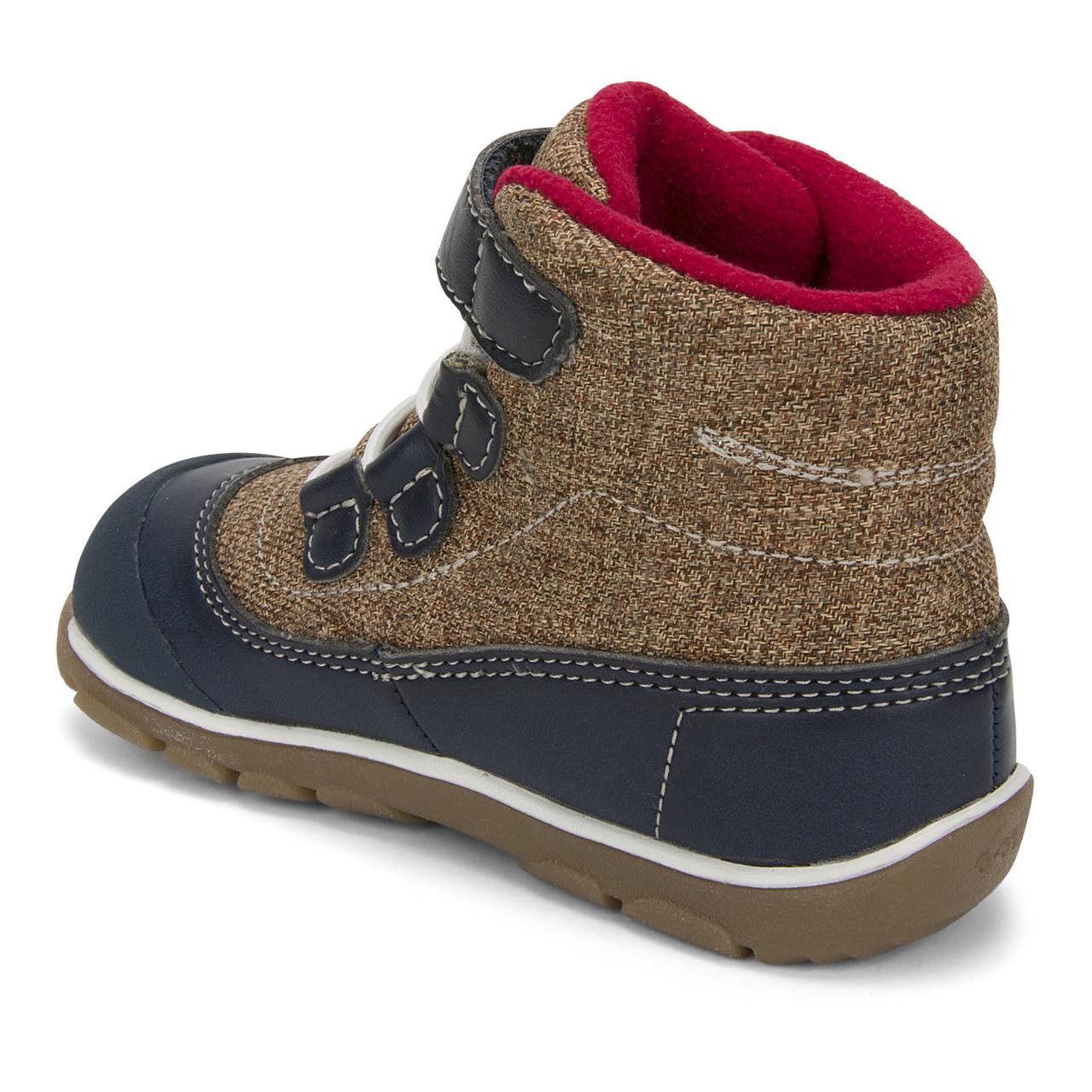 See Kai Run Kids Sam Wp Hiking Boot