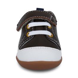 Stevie II (First Walker) Brown Leather