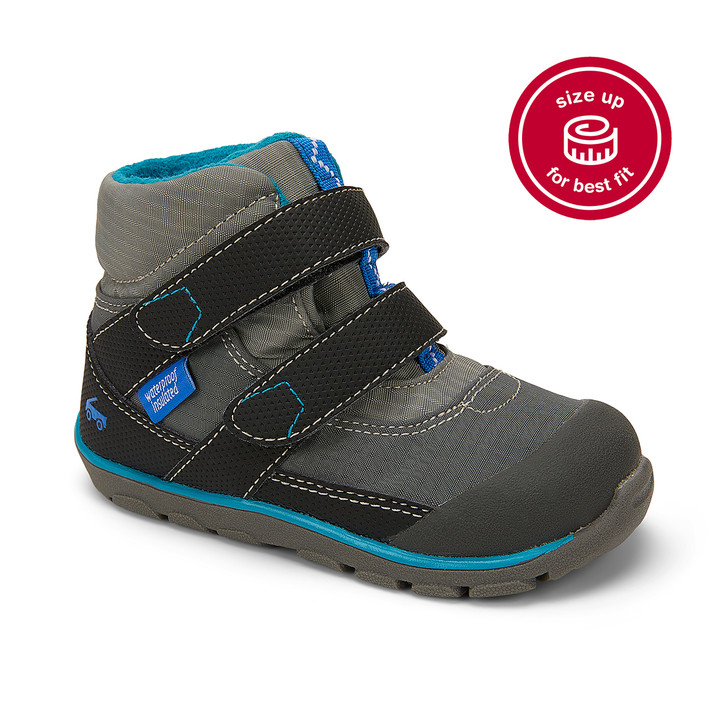 Atlas Waterproof/Insulated Gray/Black