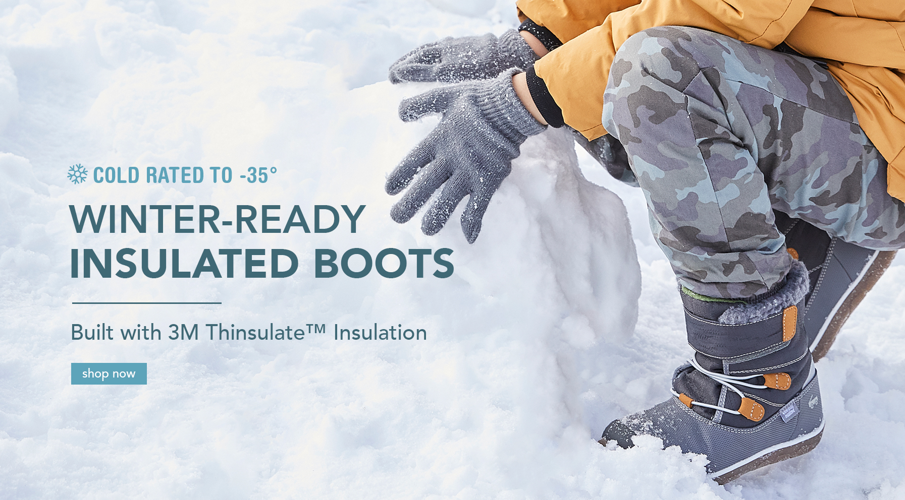 New Cold Weather boot styles are here!