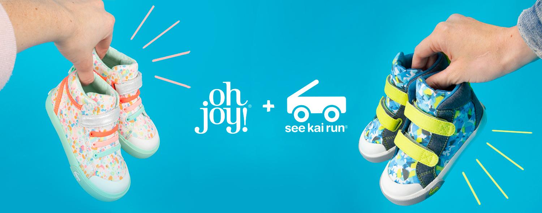 Oh Joy! for See Kai Run