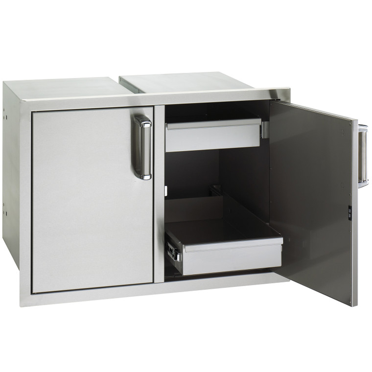 Double Drawer with 2 Dual Drawer